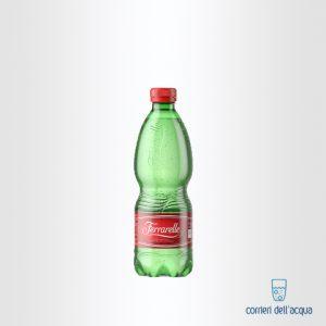 Acqua Frizzante Ferrarelle 0,5 Litri Bottiglia di Plastica