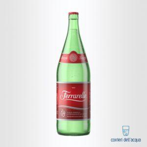 Acqua Frizzante Ferrarelle 092 Litri Bottiglia di Vetro