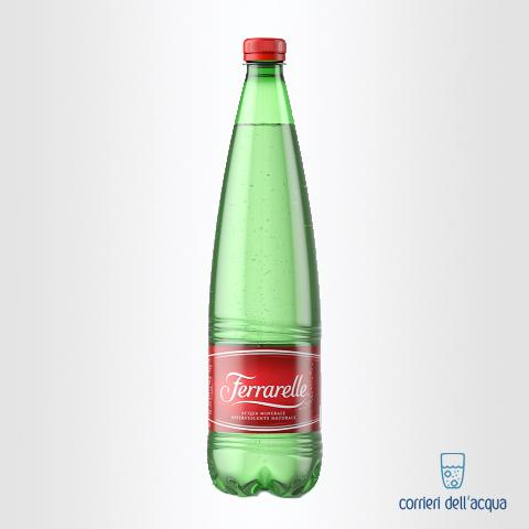 Acqua Frizzante Ferrarelle 1 Litro Bottiglia di Plastica
