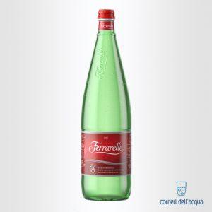 Acqua Frizzante Ferrarelle 1 Litro Bottiglia di Vetro