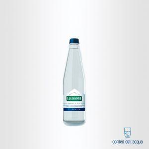 Acqua Frizzante Levissima 0,5 Litri Bottiglia in Vetro
