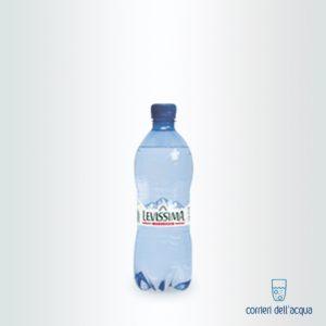 Acqua Frizzante Levissima 0,5 Litri Bottiglia in plastica