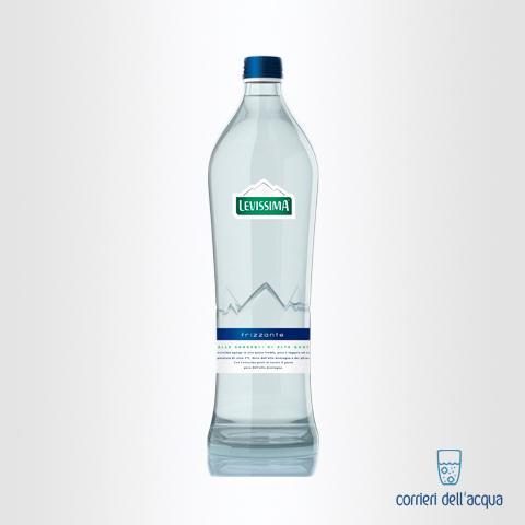 Acqua Frizzante Levissima 075 Litri Bottiglia in Vetro