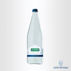 Acqua Frizzante Levissima 1 Litro Bottiglia in Vetro