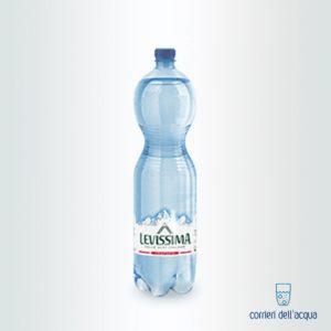 Acqua Frizzante Levissima 1,5 Litri Bottiglia in plastica