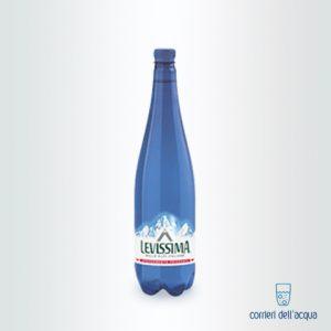 Acqua Intensamente Frizzante Levissima 1 Litro Bottiglia in plastica