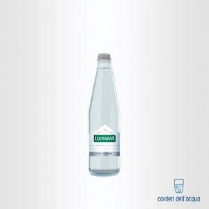 Acqua Naturale Levissima 0,5 Litri bottiglia in Vetro