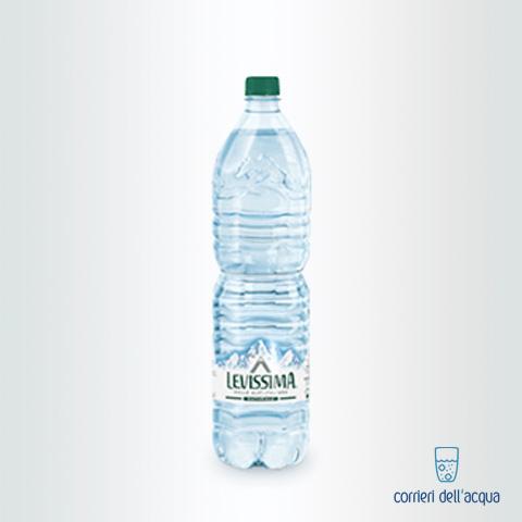 Acqua Naturale Levissima 15 Litri bottiglia in Plastica
