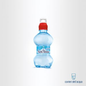 Acqua Naturale Sant'Anna Rebruant 025 Litri Bottiglia in Plastica PushPull