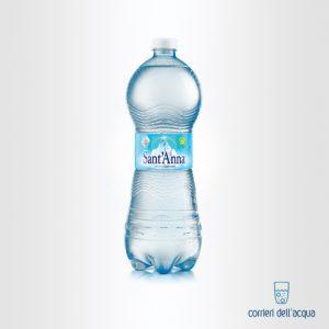 Acqua Naturale Sant'Anna Rebruant 1 Litro Bottiglia in Plastica