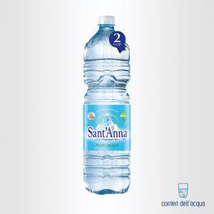 Acqua Naturale Sant'Anna Rebruant 2 Litri Bottiglia in Plastica