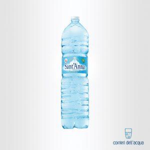 Acqua Naturale SantAnna Naturale 15 Litri Bottiglia in Plastica quadronda