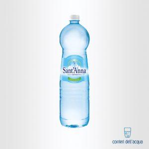 Acqua Naturale SantAnna Naturale 15 Litri Bottiglia in Plastica tonda