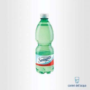 Acqua Effervescente Naturale Santagata 05 Litri di Plastica PET