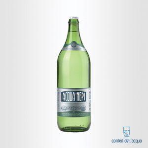 Acqua Effervescente Naturale di Nepi 2 Litri Bottiglia di Vetro