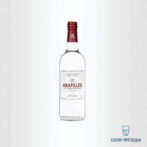 Acqua Frizzante Abatilles 075 Litri Bottiglia di Vetro