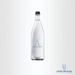 Acqua Frizzante Armani 033 Litri Bottiglia di Vetro