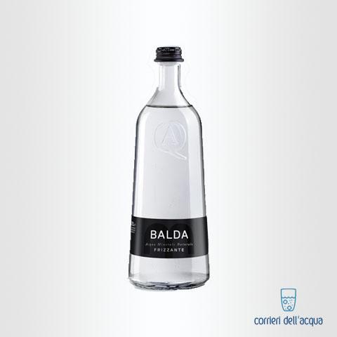 Acqua Frizzante Balda AQ 075 Litri Bottiglia di Vetro
