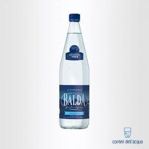 Acqua Frizzante Balda Prestige 1 Litro Bottiglia di Vetro