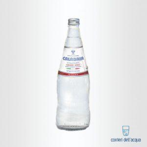 Acqua Frizzante Calabria 075 Litri Bottiglia di Vetro