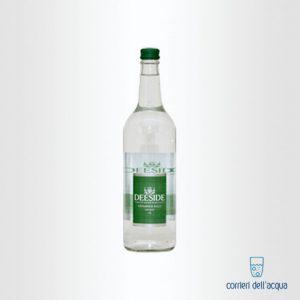 Acqua Frizzante Deeside 075 Litri Bottiglia di Vetro
