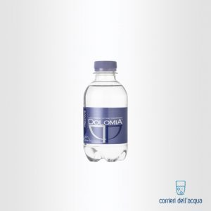 Acqua Frizzante Dolomia 025 Litri Bottiglia di Plastica PET Elegant