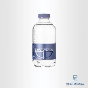 Acqua Frizzante Dolomia 033 Litri Bottiglia di Plastica PET Elegant