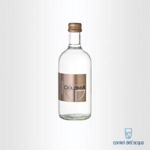 Acqua Frizzante Dolomia 033 Litri Bottiglia di Vetro Exclusive