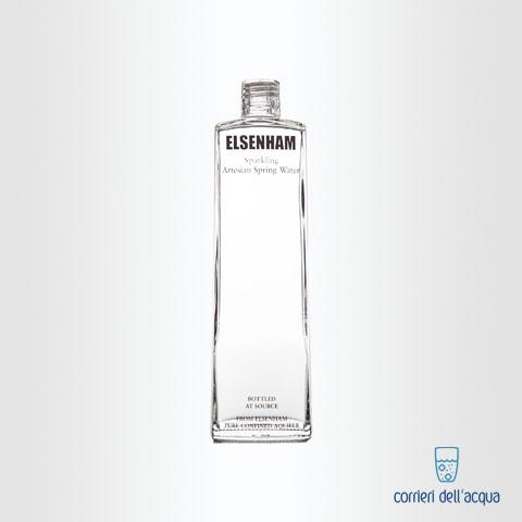 Acqua Frizzante Elsenham 075 Litri Bottiglia di Vetro