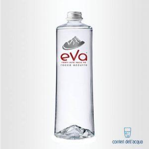 Acqua Frizzante Eva Premium 075 Litri Bottiglia di Vetro
