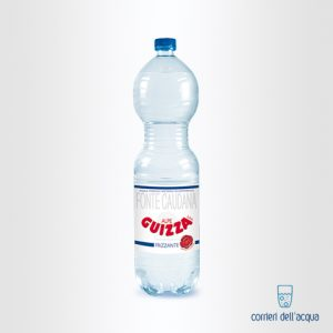 Acqua Frizzante Fonte Guizza 1,5 Litri Bottiglia di Plastica