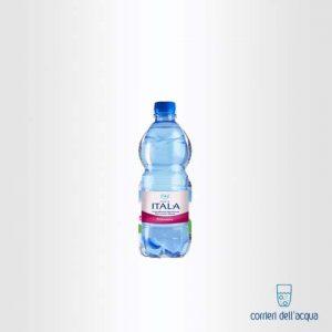 Acqua Frizzante Fonte Itala 0,5 Litri Bottiglia di Plastica PET