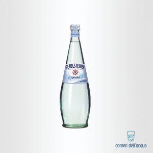 Acqua Frizzante Gerolsteiner 075 Litri Bottiglia di Vetro