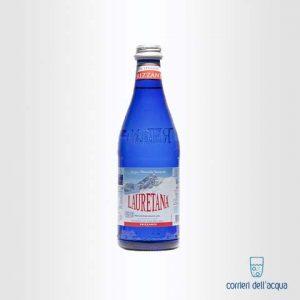 Acqua Frizzante Lauretana 0,5 Litri Bottiglia di Vetro