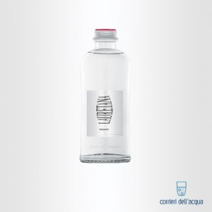 Acqua Frizzante Lauretana Pininfarina 0,33 Litri Bottiglia di Vetro