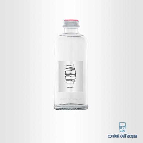 Acqua Frizzante Lauretana Pininfarina 033 Litri Bottiglia di Vetro