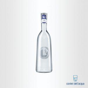 Acqua Frizzante Liz 075 Litri Bottiglia di Vetro