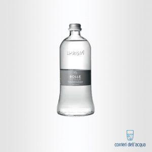 Acqua Frizzante Lurisia Bolle ALU 033 Litri Bottiglia di Vetro