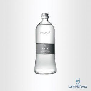 Acqua Frizzante Lurisia Bolle ALU 05 Litri Bottiglia di Vetro