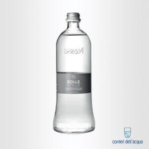 Acqua Frizzante Lurisia Bolle ALU 075 Litri Bottiglia di Vetro