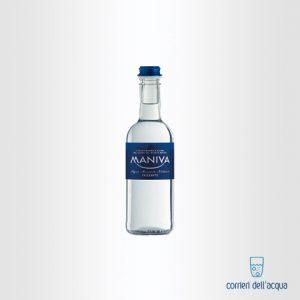 Acqua Frizzante Maniva Classic 0,375 Litri Bottiglia di Vetro