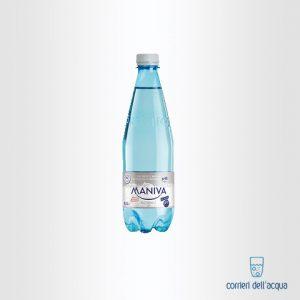 Acqua Frizzante Maniva Prestige 0,5 Litri Bottiglia di Plastica PET