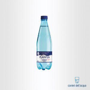 Acqua Frizzante Maniva Prestige 0,5 Litro Bottiglia di Plastica PET