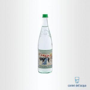 Acqua Frizzante Maxims by Pierre Cardin 075 Litri Bottiglia di Vetro