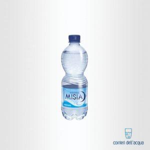 Acqua Frizzante Misia 05 Litro Bottiglia di Plastica PET