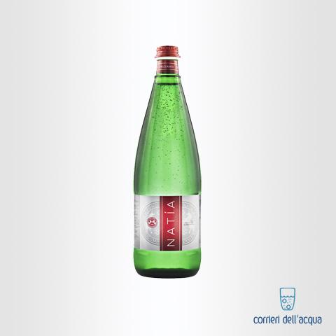 Acqua Frizzante Natía 0,75 Litri Bottiglia di Vetro
