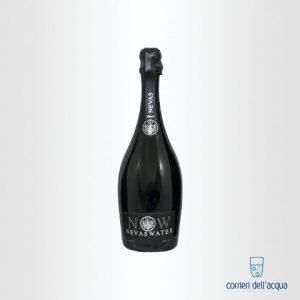 Acqua Frizzante Nevas 075 Litri Bottiglia di Vetro