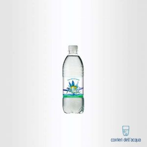 Acqua Frizzante Ninfa Leggera 0,5 Litri Bottiglia di Plastica PET