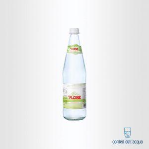 Acqua Frizzante Plose Classic 05 Litri Bottiglia di Vetro 1