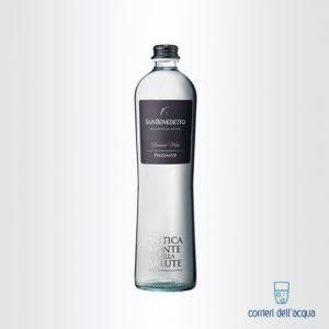 Acqua Frizzante San Benedetto Antica Fonte della Salute 0,65 Litri Bottiglia di Vetro